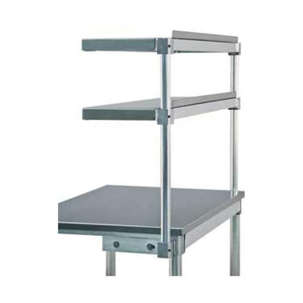 Cantilever Overshelf Table Mount 12 Quot X 24 Quot Stainless