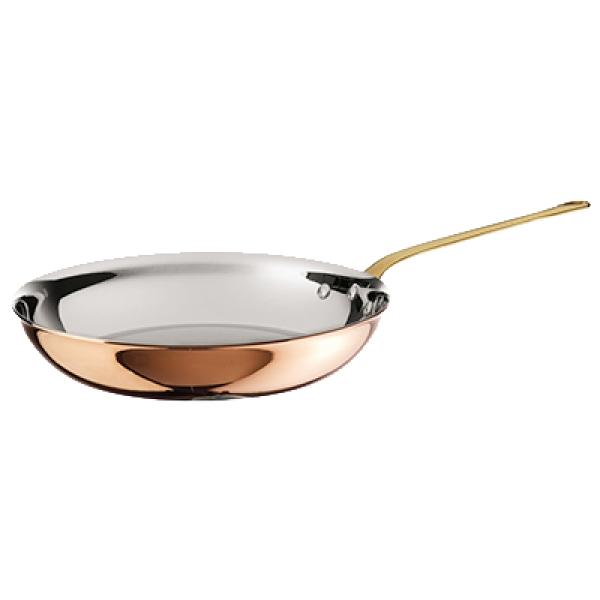 Fry Pan Without Lid 10 1 4 Dia X 2 H Restaurant Equipment Solutions