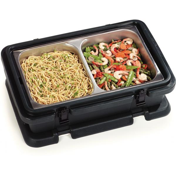 Carlisle PC140N03 Cateraide Food Carrier, top loader, insulated, for full  size or fractional pans up to 4