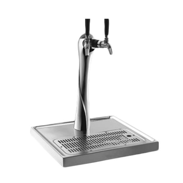 Perlick 40413B Lucky Draft Beer Tower