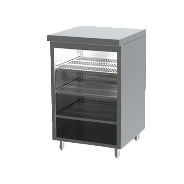 Back Bar Glass Storage Cabinet 1-section 30 W x 24-3/4 D x 34-1/2 H Restaurant Equipment Solutions  sc 1 st  Restaurant Equipment Solutions & Back Bar Glass Storage Cabinet 1-section 30