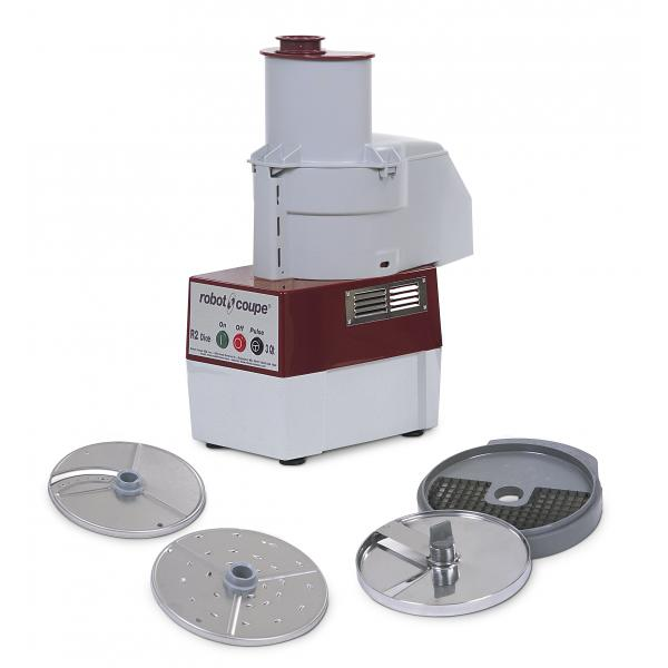 Commercial Food Processor, continuous feed, inc. R209, R211
