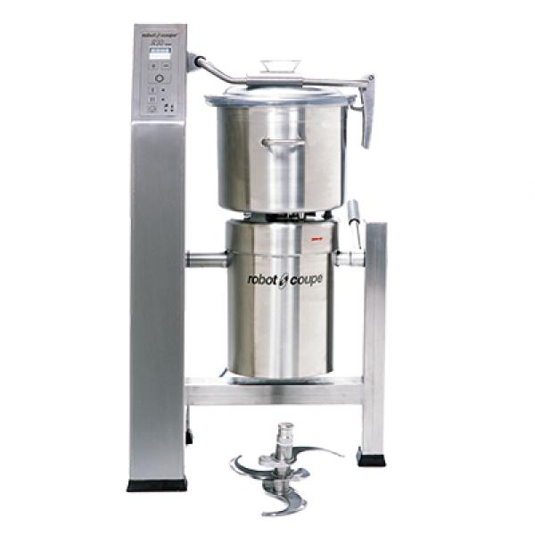 Cutter/Mixer, vertical, 28 liter capacity, stainless steel tilt & removable cutter bowl with han