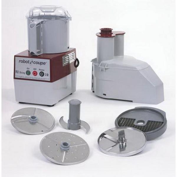 Robot Coupe R2DICE Combination Food Processor