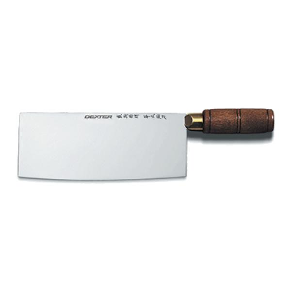 "Traditional (08140) Chinese Chef's/Cook's Knife, 7"" x 2-3/4"", wide"