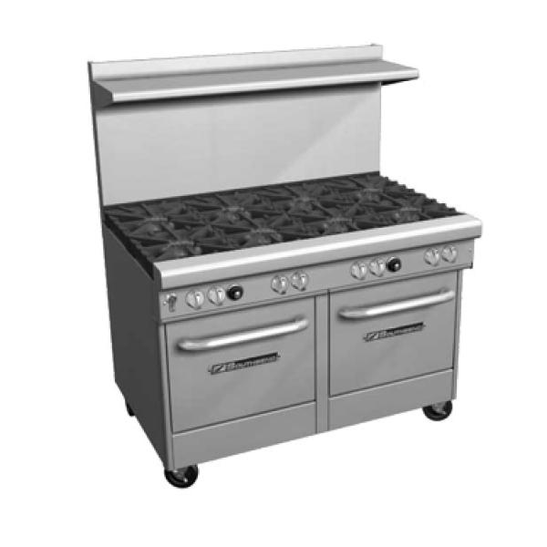 Southbend 4481AC3TR Ultimate Restaurant Range