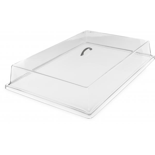 Carlisle SC2507 Pastry Tray Cover, Clear