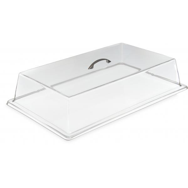 Carlisle SC2707 Pastry Tray Cover, Clear