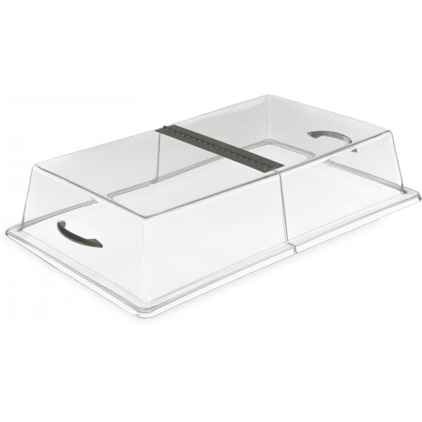Carlisle SC2907 Pastry Tray Cover, Clear