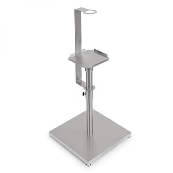 John Boos SDSSB3 Sanitizer Dispenser Stand