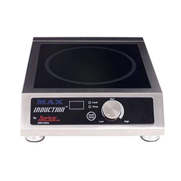 Max Induction Cook Amp Hold Range Countertop Single