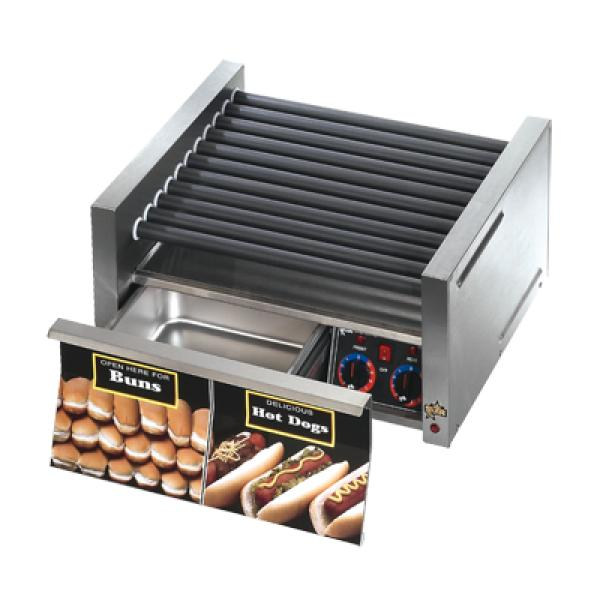 Star 30CBD Grill-Max Hot Dog Grill