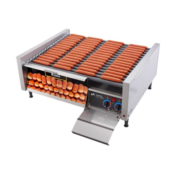 Star  Grill-Max Hot Dog Grill