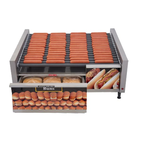 Star 75SCBDE Grill-Max Hot Dog Grill