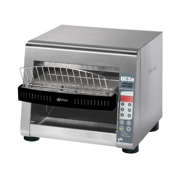 Star QCS Conveyor Toaster, electric, 1000 slices/hr.