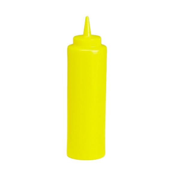 Tablecraft 112M Squeeze Bottle, Yellow