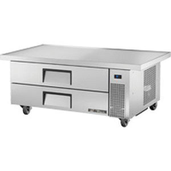 "True Refrigeration TRCB5260 60"" Refrigerated Chef Base - Two Drawers"