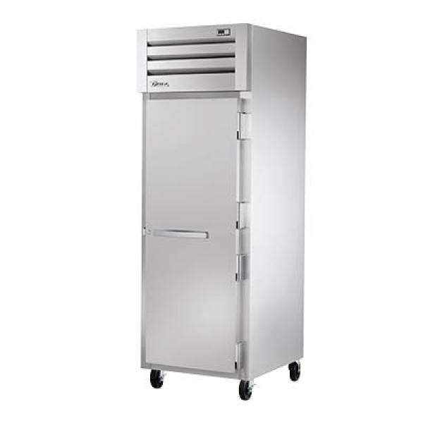 True Refrigeration STG1H1S Spec Series Reach-In Heated Cabinet - One Section Stainless Door