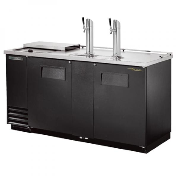 True Refrigeration TDD3CTHC Club Top Draft Beer Cooler