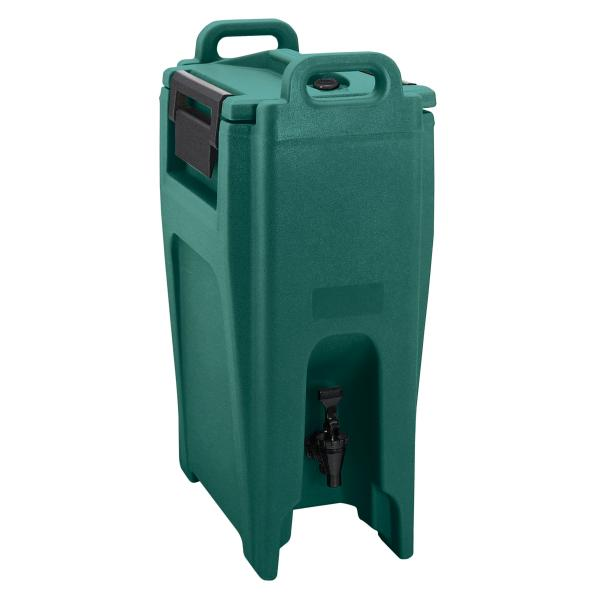 Cambro UC500519 Ultra Camtainer Beverage Carrier, Kentucky Green