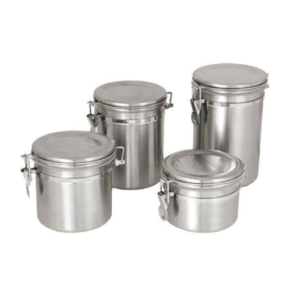 Crown Brands CAN5SS Storage Canister