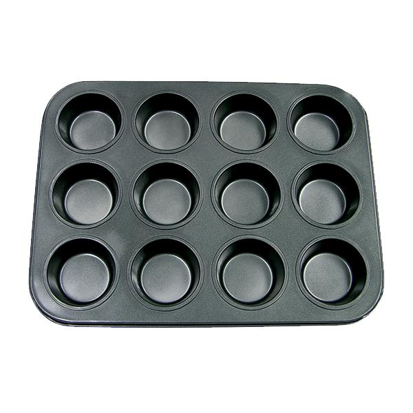 Crown Brands MPNS12 Muffin/Cup Cake Pan