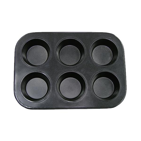 Crown Brands MPNS6 Muffin/Cup Cake Pan