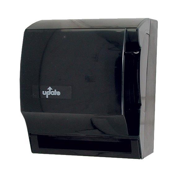 Crown Brands TD-1114L Paper Towel Dispenser, splash guard, plastic