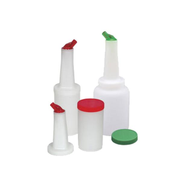 Crown Brands PBB10 Flow-N-Stow Pour Bottle