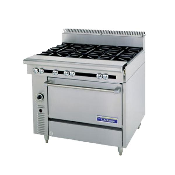 Garland C083613 Cuisine Series Heavy Duty Range