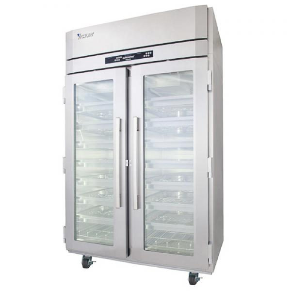 Victory WCDT2DS1 Dual Temperature Refrigerated Wine Cooler
