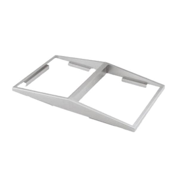 Vollrath 19184 Double Angled Adapter Plate