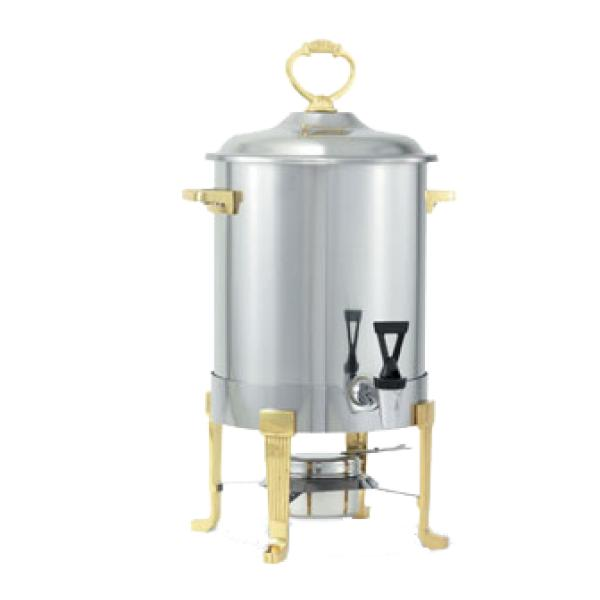 Vollrath 46029 Classic Brass-Trim Coffee Urn