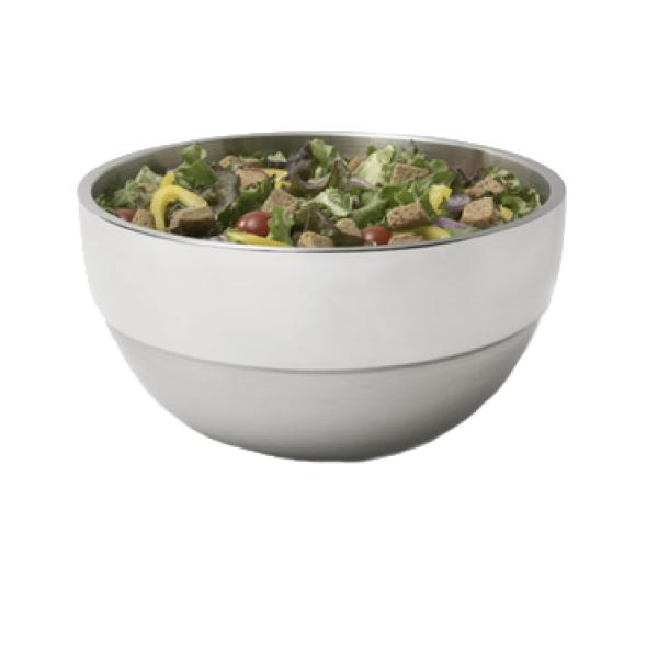 Vollrath 46668 Double Wall Round Bowl
