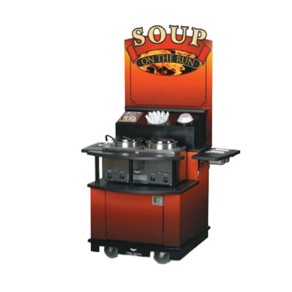 Vollrath 75677 Deluxe Soup Merchandiser