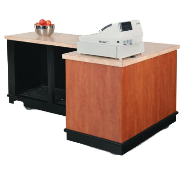 Vollrath 75700 Left L Shaped Cashier Station