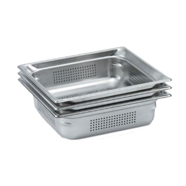 Vollrath 90053 Super Pan 3 1/1 GN Food Pan