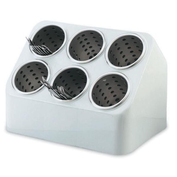 Vollrath 52644 Silv-A-Tainer Cutlery Dispenser