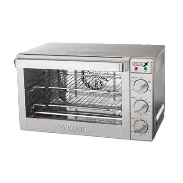 "Commercial Convection Oven, countertop, 23′W x 23""D x 15""H, electric, 1/2 size"