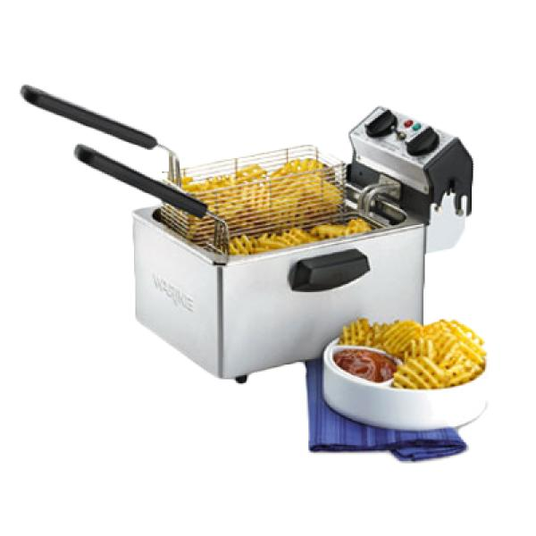 Waring WDF75RC Countertop Deep Fryer