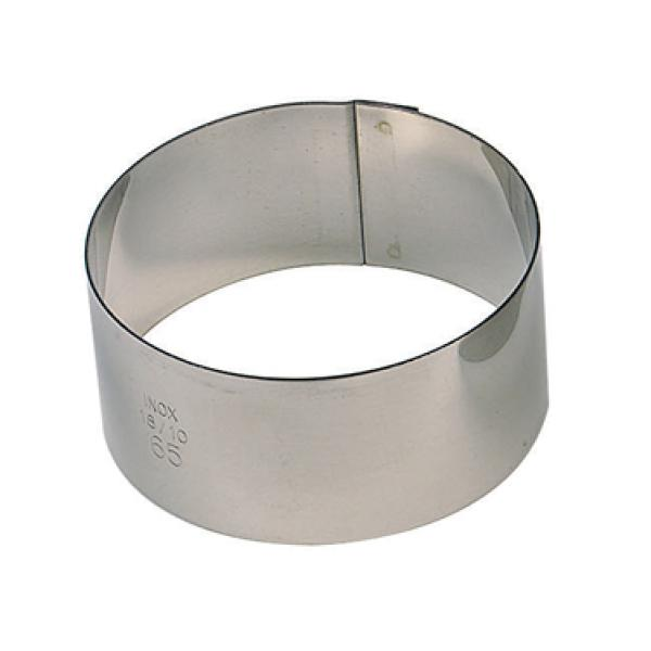 Pastry Rings Round 1 5 8 Quot Id X 1 1 8 Quot H Pack Of 6