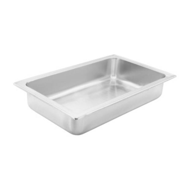 Winco C-WPF Chafer Water Pan, 8 quart, 4