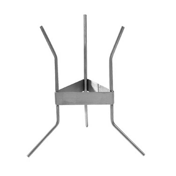 Funnel Rack For Confectionery Sf 7 Stainless Steel