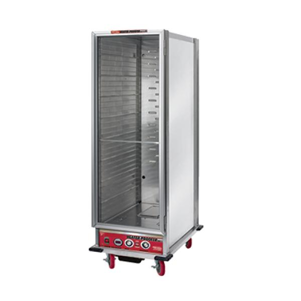 Non Insulated Heater Proofer Cabinet Mobile Full Height