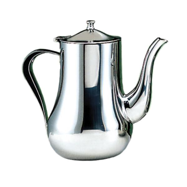 Coffee Pot, 70 oz., 18/8 stainless steel, Belle Collection ...