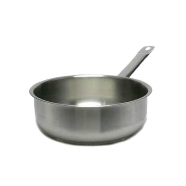 "Centurion Induction Saute' Pan, 4-1/4 quart, 10-1/8"" dia."