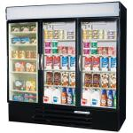 Beverage Air 3 Section Refrigerator Freezer Merchandisers image