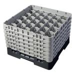 Cambro 30 Compartment Glass Racks image