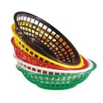 GET Round Plastic Fast Food Baskets image