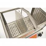Omcan Hot Dog Steamer Merchandisers image